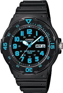 Casio Men's Dive Style Watch (Blue)
