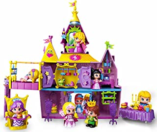Pinypon - Palacio de princesas y hadas con una figura (Famosa 700011525)