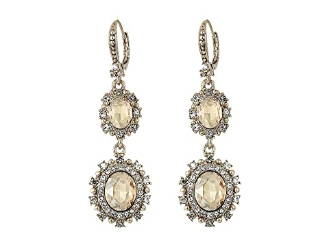 Marchesa Pearl Double Drop Earrings