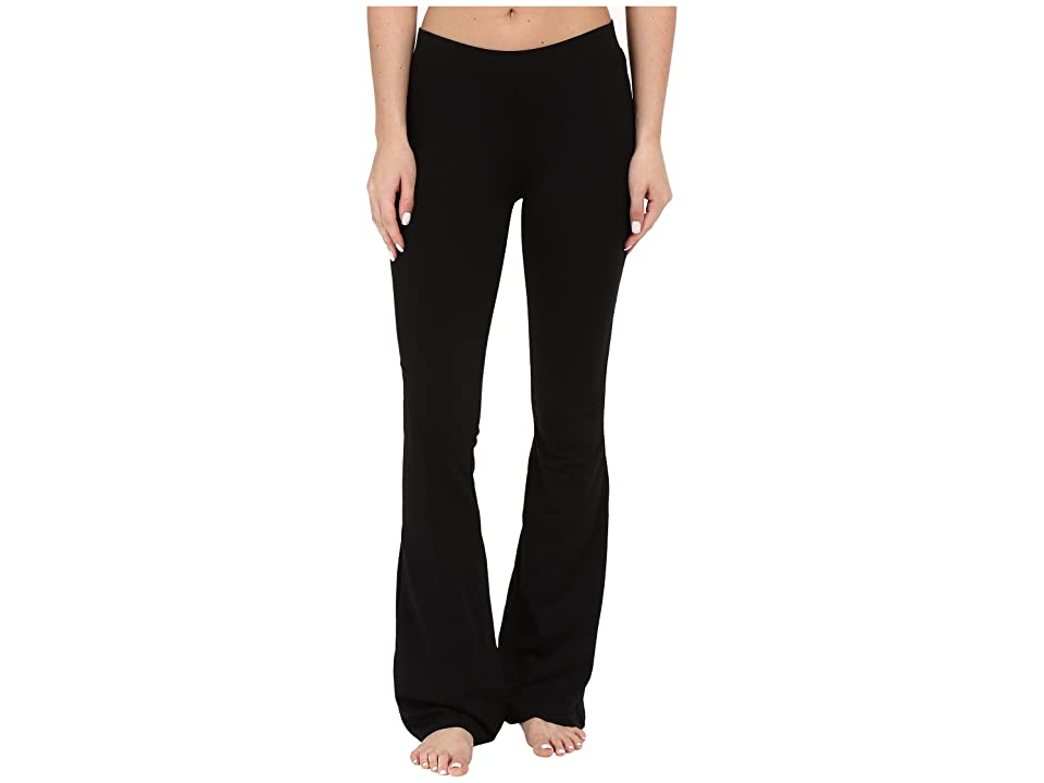 PACT Organic Cotton Lounge Pants (Black) Women