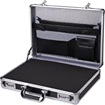 stainless briefcase
