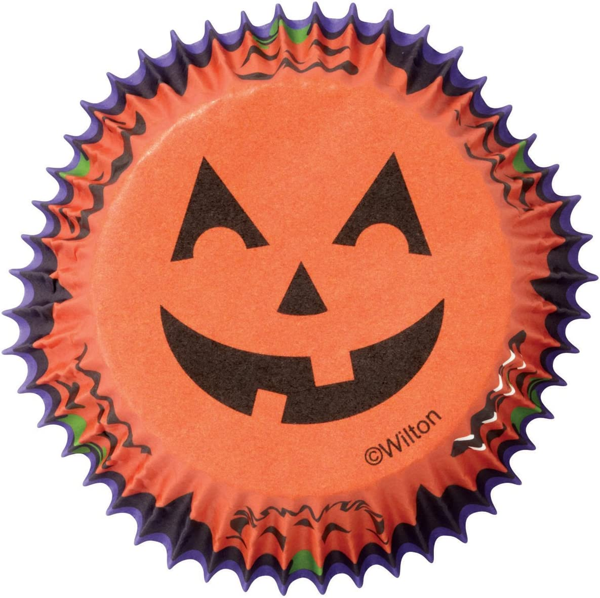 Wilton Limited time trial price Standard Baking Jack-O-Lantern Ranking TOP13 Cups 75-Pack