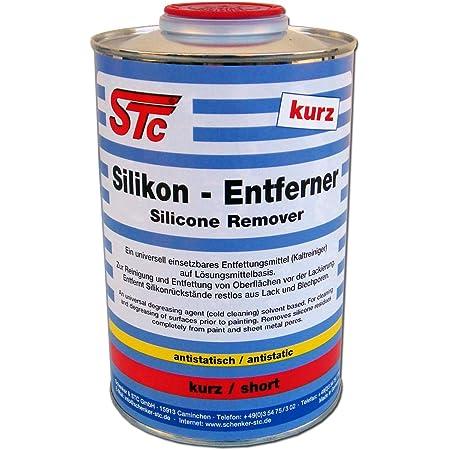 Sdv Chemie Silikonentferner Spray 3x 500ml Für Autolack Lackierer Siliconentferner Cleaner Entfetter Auto
