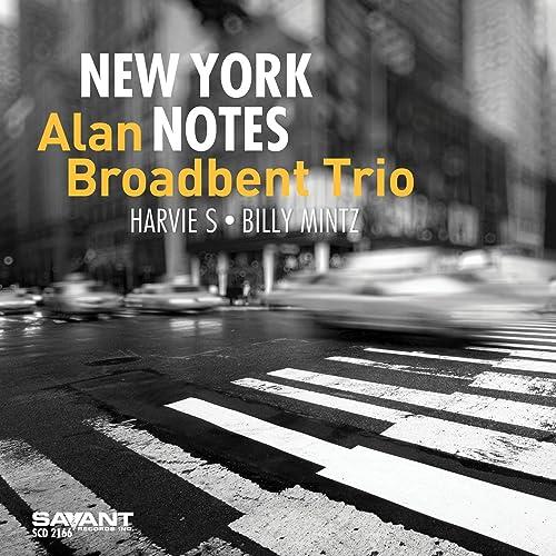 New York Notes (feat. Harvie S & Billy Mintz)