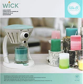We R Memory Wick Candle Maker