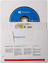Windows 10 Home (64 Bit) DVD OEM | English License