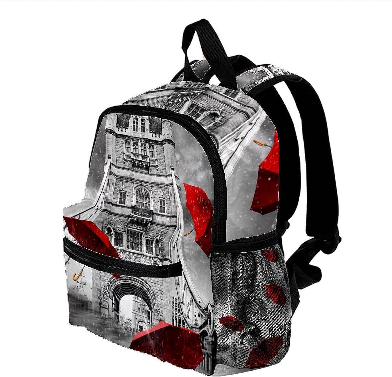 Carry on Stylish Ranking TOP6 Backpack London Umbrella Bridge NEW before selling