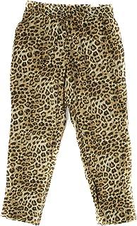 Charter Club Women's Sandy Cove Leopard Print Soft Pants