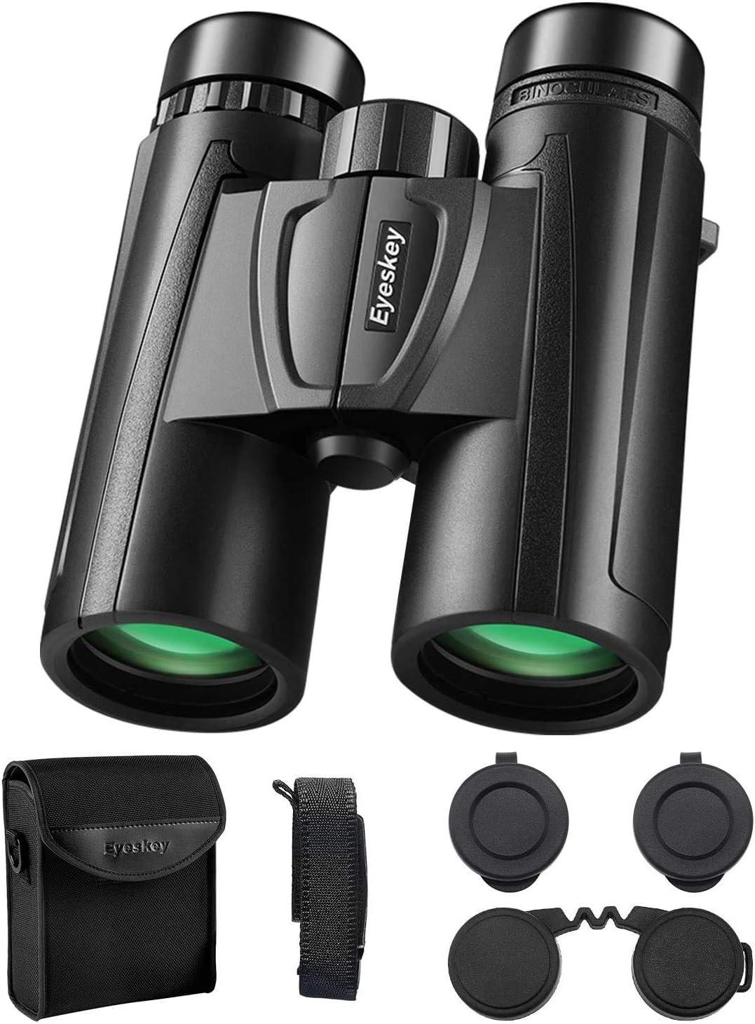 Binoculars for 予約 Adults HD 贈り物 Binocular Con Watching Bird Travel