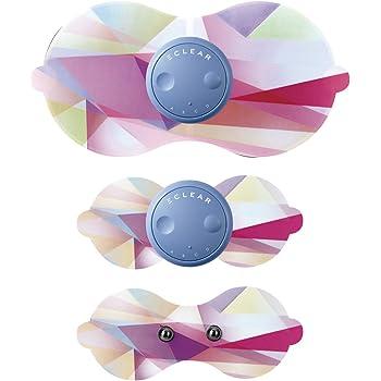 エレコム EMS ECLEAR lean エクリア リーン ブルー2個入り パッド大1枚+パッド小2枚付属 HCT-P01BU2