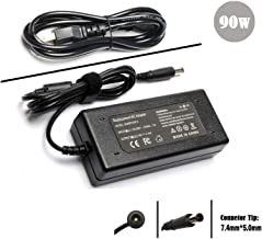 90W Power Supply Cord Charger Adapter for HP Pavilion Dv4 Dv6 Dv7 G50 G60 G60T G61 G62 G72 2000;Elitebook 8460p 8440p 2540p 8470p 2560p 6930p 2570p 8540p ;for Hp Presario 2210B 2510P CQ40 CQ45 Cq50