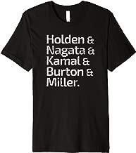 The Expanse Roll Call Premium T-Shirt
