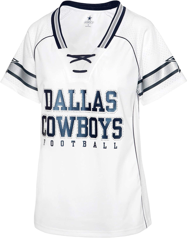 Dallas Cowboys Women's Avery Fashion Jersey