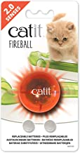 Catit Fireball with ROHS, Red