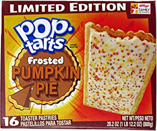 cinnamon pop tart nutrition