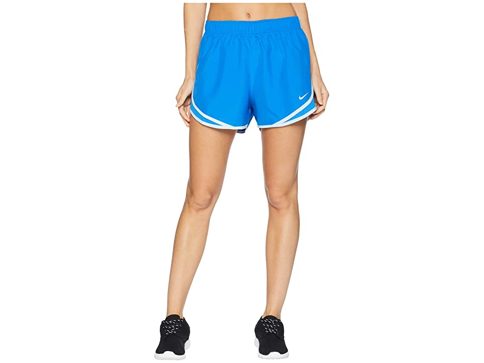 Nike Dry Tempo Short (Signal Blue/Signal Blue/Wolf Grey 1) Women
