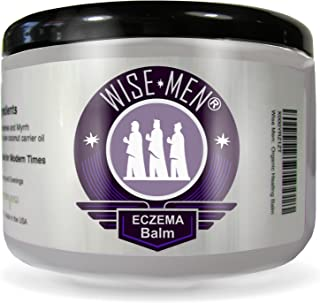 Eczema Relief Balm - Natural Skin Soothing Cream- an Essential Oil Remedy