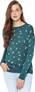 People Women's Cotton Pullover