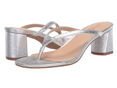 Jewel Badgley Mischka Bravery (Silver) Women