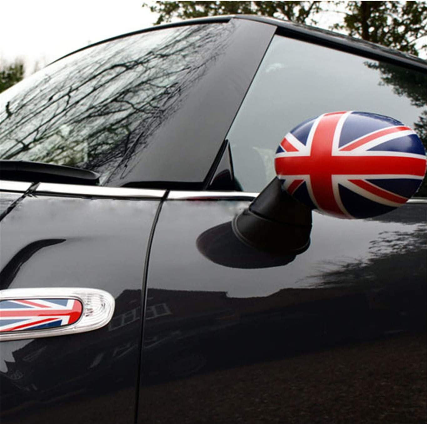 HDX Autocollant en ABS pour Mini Cooper One S JCW F Series F54 Clubman 2016 et plus