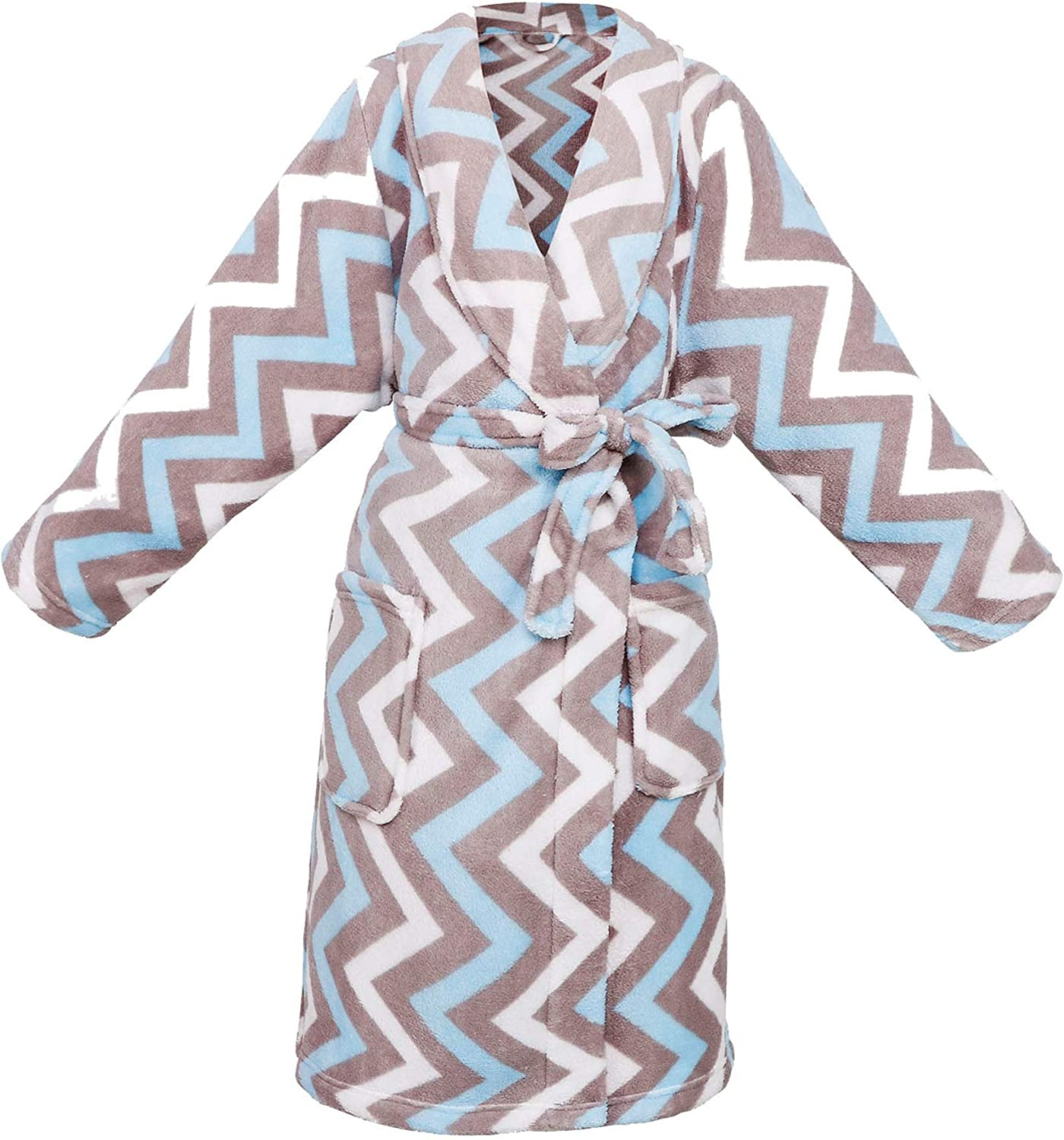 Kids Girls Boys Soft Plush Cover San Diego Mall Sleeve up Arlington Mall Two with Long Pockets