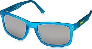 Starlite Universe - Gafas de Sol Flag Antonio Banderas, Azul, Carey, 60 para Hombre