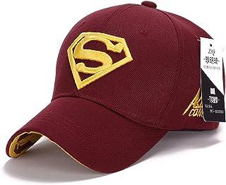 2019 Gorras Superman Cap Casquette Superman Baseball Cap Men Women Bone Diamond for Adult Trucker Hat