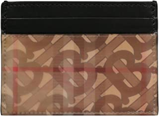 Luxury Fashion | Burberry Mens 8018161 Beige Card Holder | Fall Winter 19