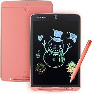 YUSHANG LCD-Schrijftablet,12Inch Kleurrijk LCD-Tekenbord Voor Kinderen,Draagbaar LCD-Schrijfbord,Slank LCD-Tablet Schrijve...
