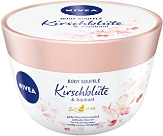 NIVEA Body Soufflé Kirschblüte & Jojobaöl (200 ml