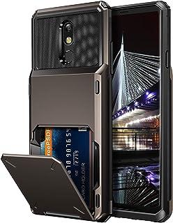 Vofolen Case for LG Stylo 5 Case Wallet [4-Card Pocket] Credit Card Holder ID Slot..