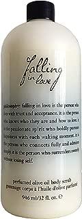 Philosophy Falling in Love Perfumed Olive Oil Body Scrub 32 Fl Oz