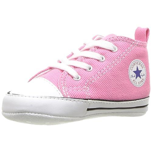 d854a98059fe CONVERSE Unisex-Child First Star Cvs Trainers