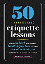 Best guide to modern etiquette Reviews