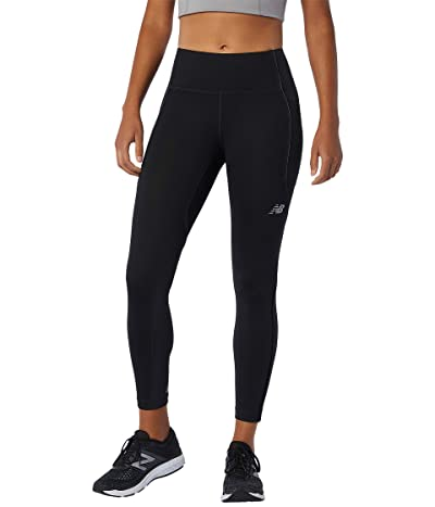 New Balance Impact Heat Tights (Black) Women