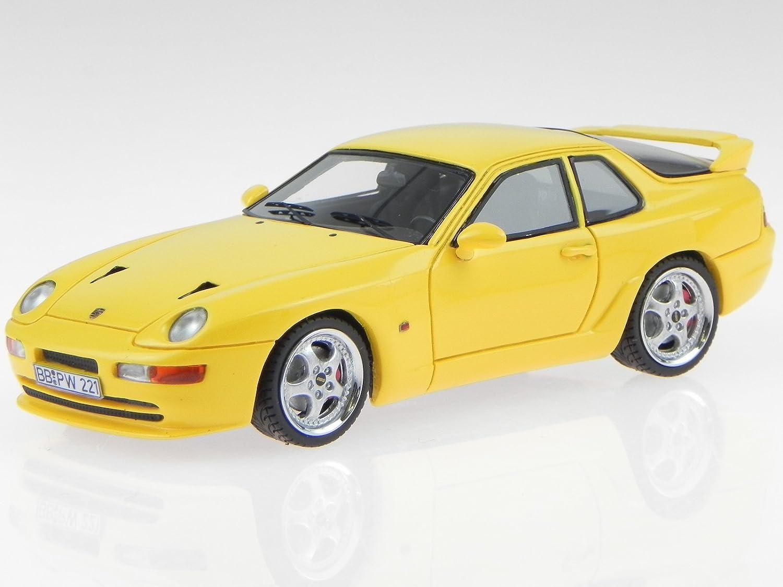 Porsche 968 Turbo S 1993 gelb Modellauto 43839 Neo 1 43 B01FZ4Q93M Schön    | Niedrige Kosten