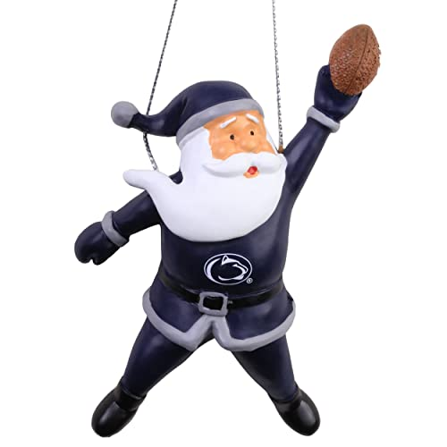 139db268045 FOCO NCAA Unisex 2015 Action Santa Ornament