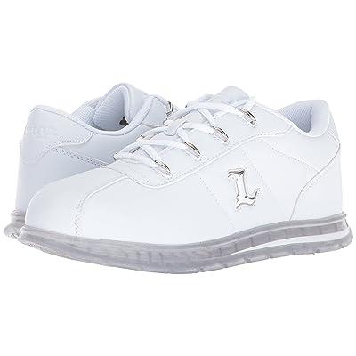 Lugz Zrocs Ice (White/Clear) Men