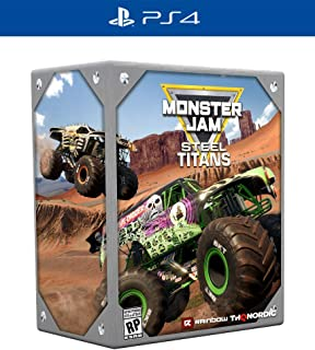 Monster Jam Steel Titans - Collector's Edition - Pla