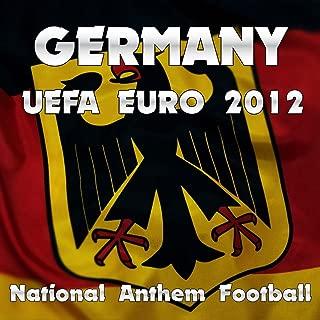Germany National Anthem Football (Uefa Euro 2012)