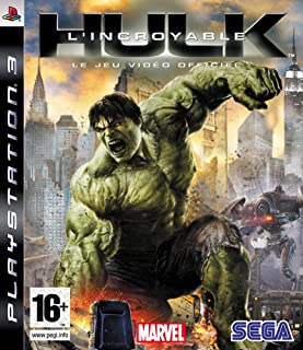 Third Party - L'incroyable Hulk Occasion [ PS3 ] - 5060138437852