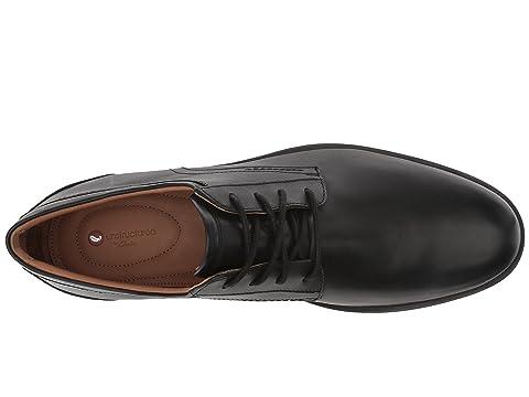 LeatherDark Aldric Lace Un Tan Clarks Leather Black OIwCqn7