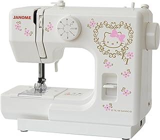 JANOME サンリオ ハローキティ 電動ミシン コンパクト KT-35