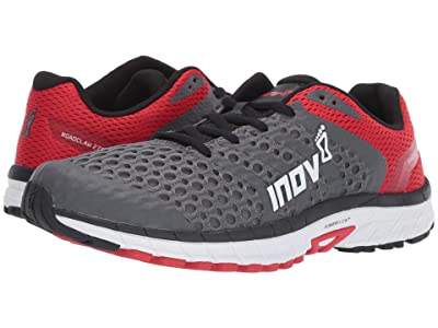 inov-8 Roadclaw 275 V2 (Grey/Red) Men