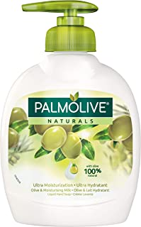 Palmolive Palmolive Liquid Hand Soap Pump Olive & Milk Liquid Hand Wash - 300 ml