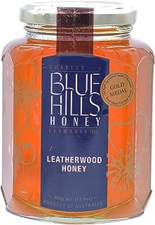 Blue Hills Leatherwood Honey Direct Imported from Tasmania Raw and Unheated 500g (Half Kilogram)