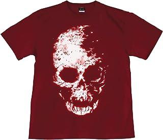 [GENJU] Tシャツ スカル ドクロ ロック メタル メンズ キッズ