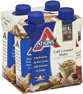 Atkins Shake Rtd Cafe Caramel 4/11 Fz