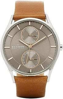 [スカーゲン] 腕時計 SKAGEN SKW6086 ブラウン グレー [並行輸入品]