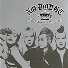 Best no doubt the singles cd Reviews